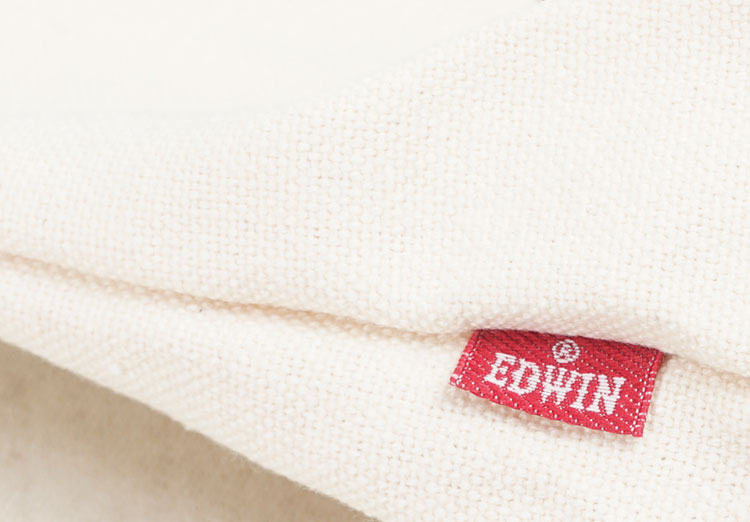 EDWIN キャンバストートバッグアイキャッチ