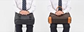 ビジネスバッグ着用感ガイド